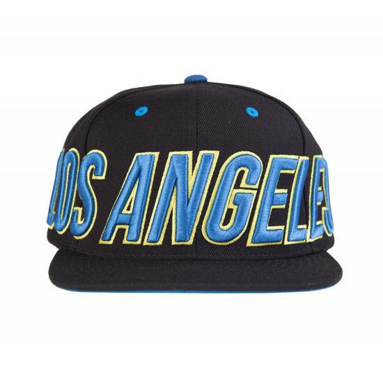 Изображение Бейсболка TMT LOS ANGELES черный/синий один размер