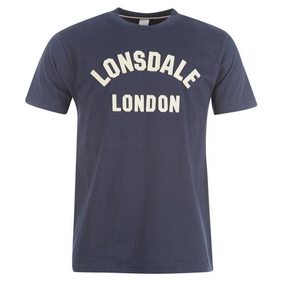 Изображение Футболка Lonsdale синий M