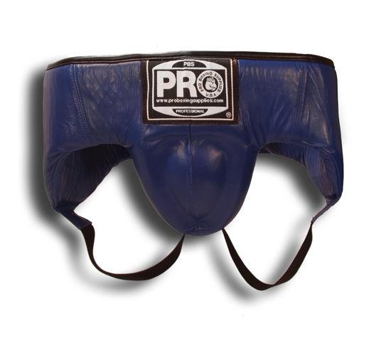 Изображение Тренировочный бандаж (кожа) PRO черный L