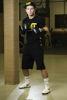 Изображение Тренировочные перчатки (на липучке) Winning® черный 14 oz