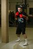 Изображение Тренировочные перчатки (на липучке) PRO красный