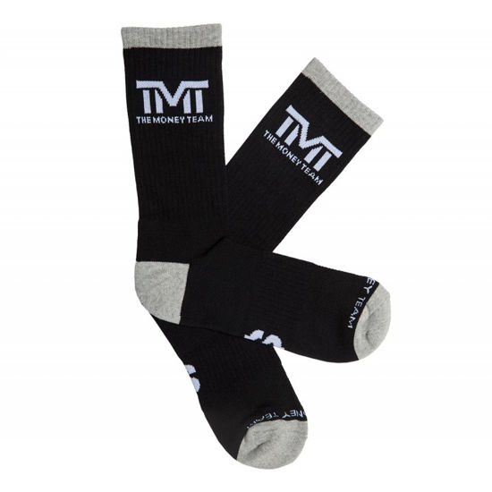 Изображение Носки TMT черный/серый 8-13