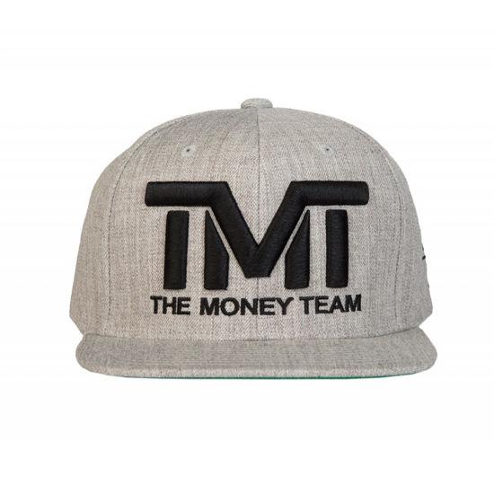 Изображение Бейсболка TMT серый один размер