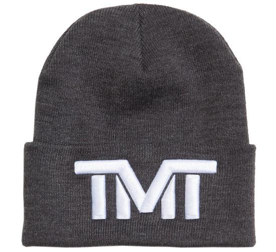 Изображение Шапка TMT ON TOP серый/белый