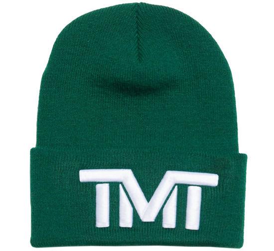 Изображение Шапка TMT ON TOP зеленый