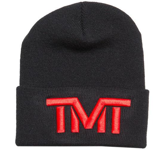 Изображение Шапка TMT ON TOP черный/красный