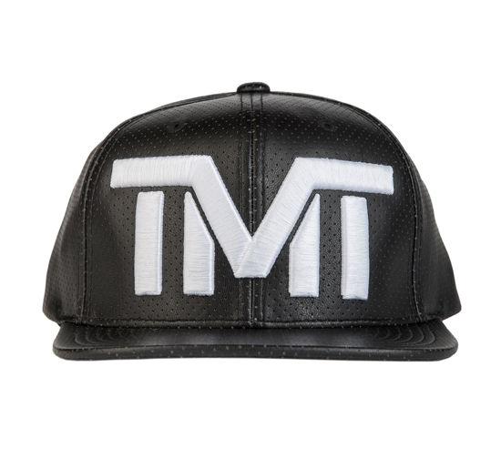 Изображение Бейсболка TMT RING HAT черный/белый один размер