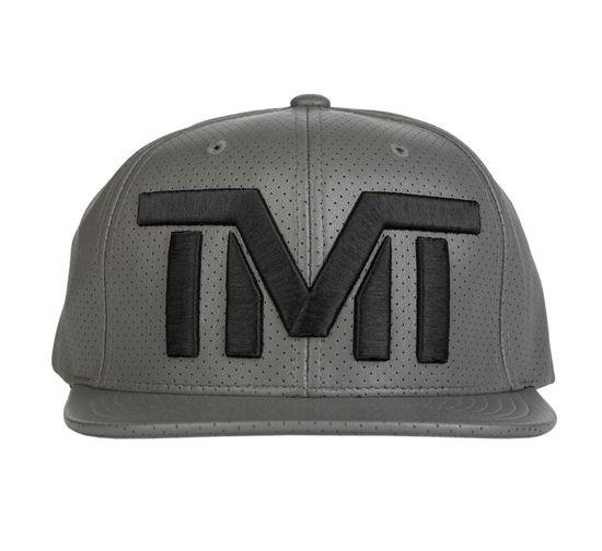 Изображение Бейсболка TMT RING HAT серый/черный один размер