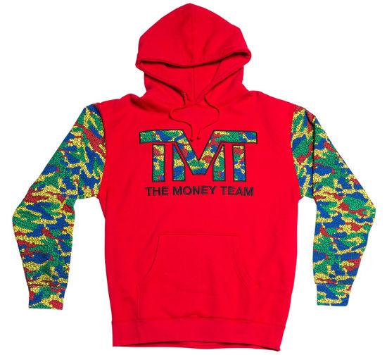 Изображение Кенгуру с капюшоном TMT THE JB красный