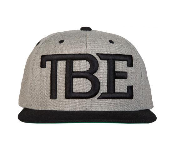 Изображение Бейсболка TMT TBE серый/черный один размер