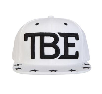 Изображение Бейсболка TMT LEGENDARY TBE белый/черный один размер
