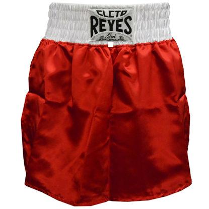 Изображение Юбка для занятий боксом Cleto Reyes красный