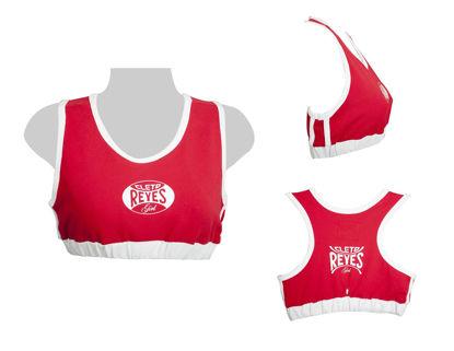 Изображение Женский топик с защитой груди Cleto Reyes красный