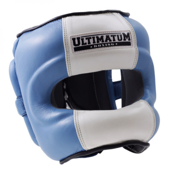 Изображение Шлем с бамперной защитой Ultimatum Gen3FaceBar AirBorn цвета ВДВ
