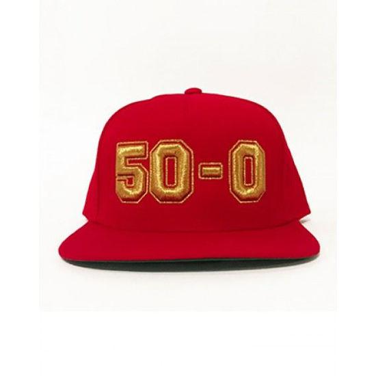 Изображение Бейсболка TMT 50 красный