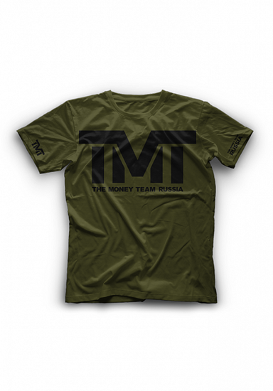 Изображение Футболка TMT MILITARY OLIVE зеленый