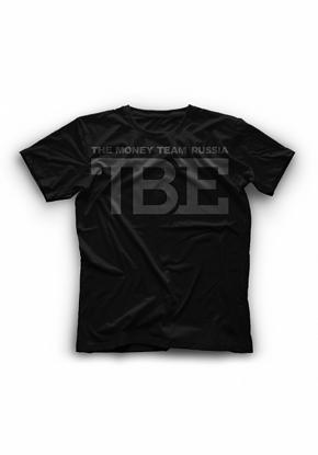 Изображение Футболка TMT TBE FULL BLACK черный
