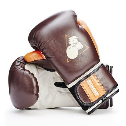Изображение Детские боксерские перчатки Ultimatum Youth Cherry коричневый