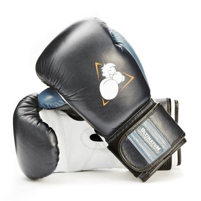 Изображение Детские боксерские перчатки Ultimatum Youth Navy  синий