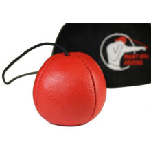 Изображение Боксерский Тренажер  Дикий Мяч Fight Ball PRO exclusive красный/черный