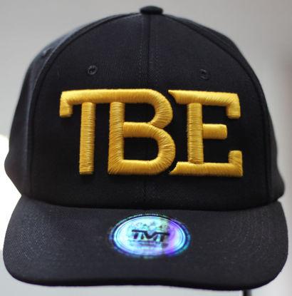 Изображение Кепка TMT TBE черный/желтый