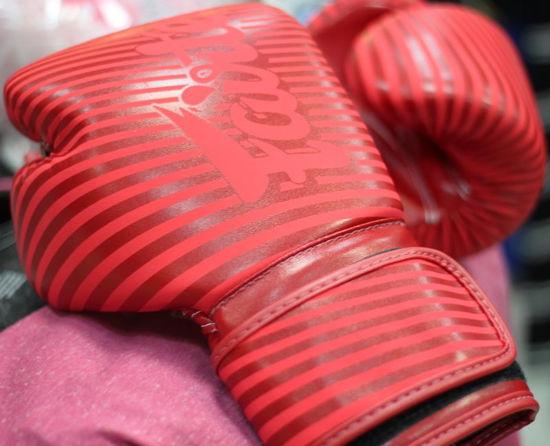 Изображение Тренировочные перчатки женские FAIRTEX Роуз
