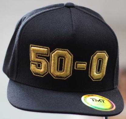 Изображение Бейсболка TMT 50 черный