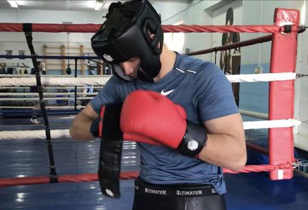 Изображение для категории Первые шаги в боксе