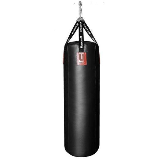 Мешок боксерский (черный) Ultimatum 120х40, 60 кг