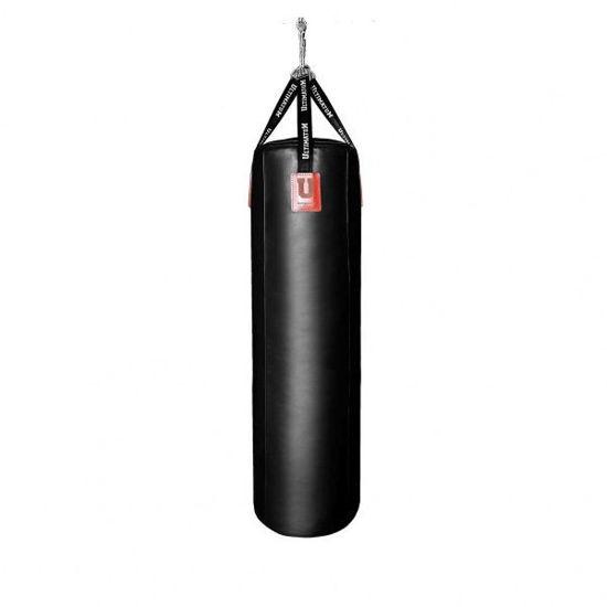 Мешок боксерский (черный) Ultimatum 150х40, 70 кг