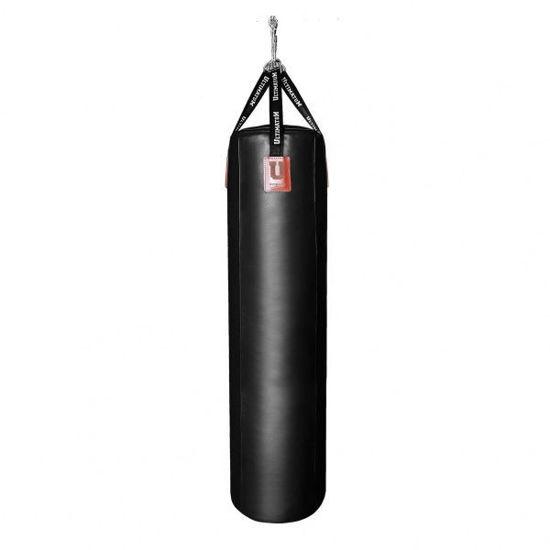 Мешок боксерский (черный) Ultimatum 180х40, 80 кг