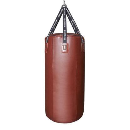 Мешок боксерский (коричневый) Ultimatum 120х60, 120 кг