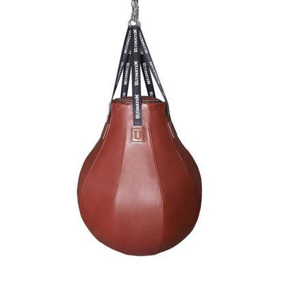 Мешок боксерский (коричневый) Ultimatum 100х80 Uppercut, каплевидный, 100кг