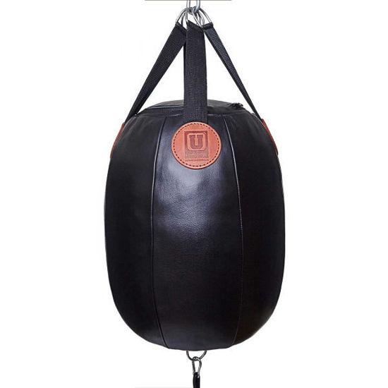 Мешок боксерский (черный) Ultimatum 60х40 Antidote, 25 кг