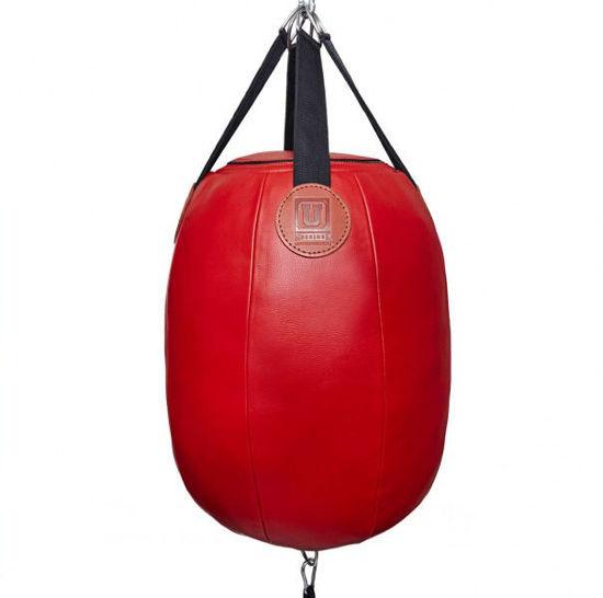 Мешок боксерский (красный) Ultimatum 60х40 Antidote, 25 кг
