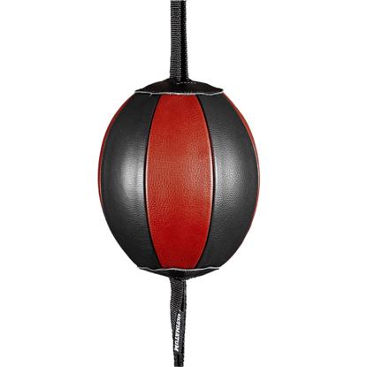 Пневмогруша боксерская Ultimatum Double End Bag Model 2, чёрный-коричневый