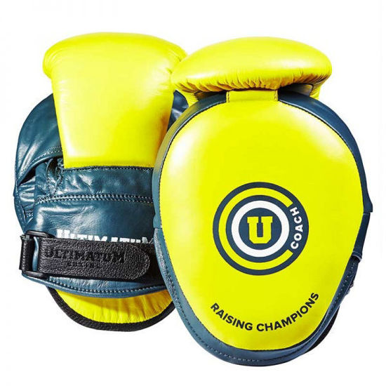 Комбинированные тренерские боксерские лапы Ultimatum Gen3Combo RC