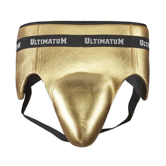 Бандаж боксерский профессиональный Ultimatum Gen3Cup Gold