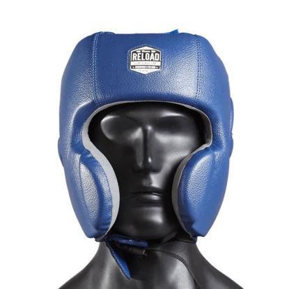 Боксерский шлем начального уровня Ultimatum Reload Smart BLUE