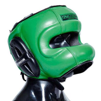 Шлем боксерский с бамперной защитой Ultimatum Gen3FaceBar Hunter
