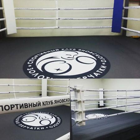 Изображение для категории Покрытия из ткани для боксерского ринга