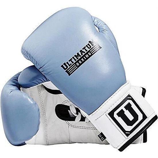 Тренировочные перчатки со шнуровкой Ultimatum Gen3Pro Lace-Up Air-Born цвета ВДВ
